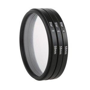 Image 3 - מצלמה עדשת כוכב מסנן 4/6/8 קו Starlight לילה צילום עבור Canon Nikon Sony Pentax פנסוניק אולימפוס Fujifilm Tamron