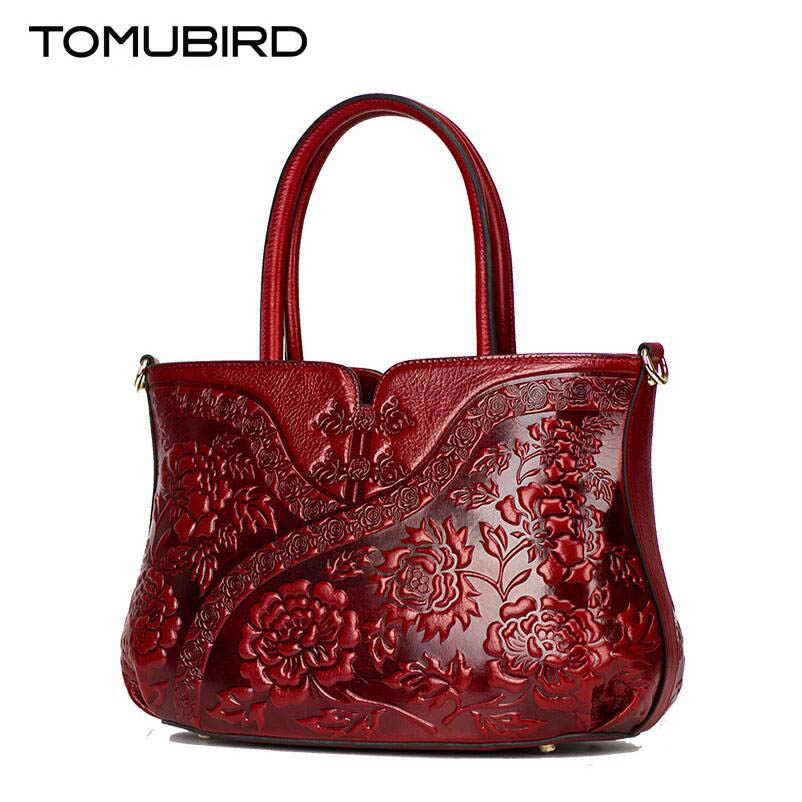 Cow leather handbag  free delivery  Original embossed national wind leather bag Fashion embossed hand bag Pandora bag cow leather handbag free delivery tomubird 2017 new leather women wallet national wind hand bag embossed envelopes