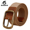 Baieku  High-end alloy agio, leisure joker men's belt