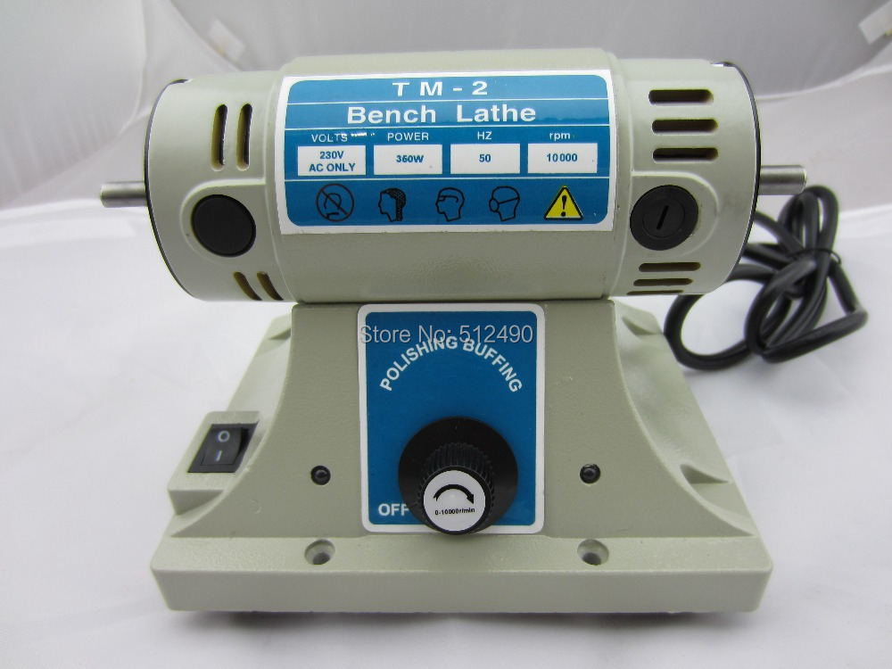 mini table motor, mini Foredom polishing motor,Bench Lathe TM-2,cloth wheel polishing motor,foredom jewelry polishing motor