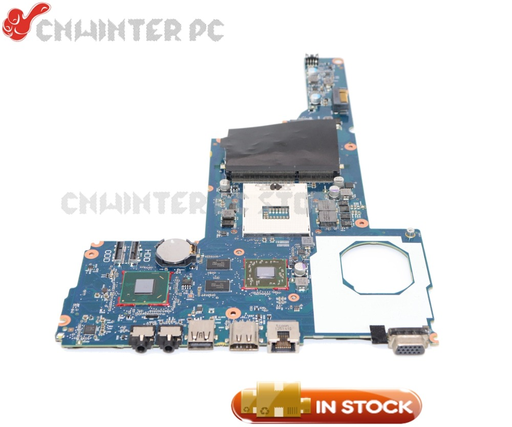NOKOTION 685108-001 694693-001 For HP 1000 Compaq CQ45 Laptop Motherboard HM75 HD 6470M DDR3 6050A2493101-MB-A02 nokotion 685783 001 685783 501 for hp 450 1000 2000 cq45 laptop motherboard 6050a2493101 mb a02 hm70 ddr3