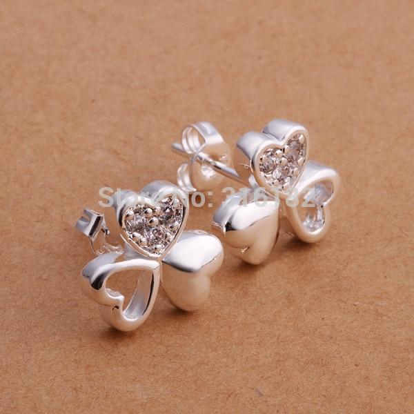 Wholesale fashion jewelry Earrings ,925 Silver Earrings . Nice Jewelry. Good Quality   EE315