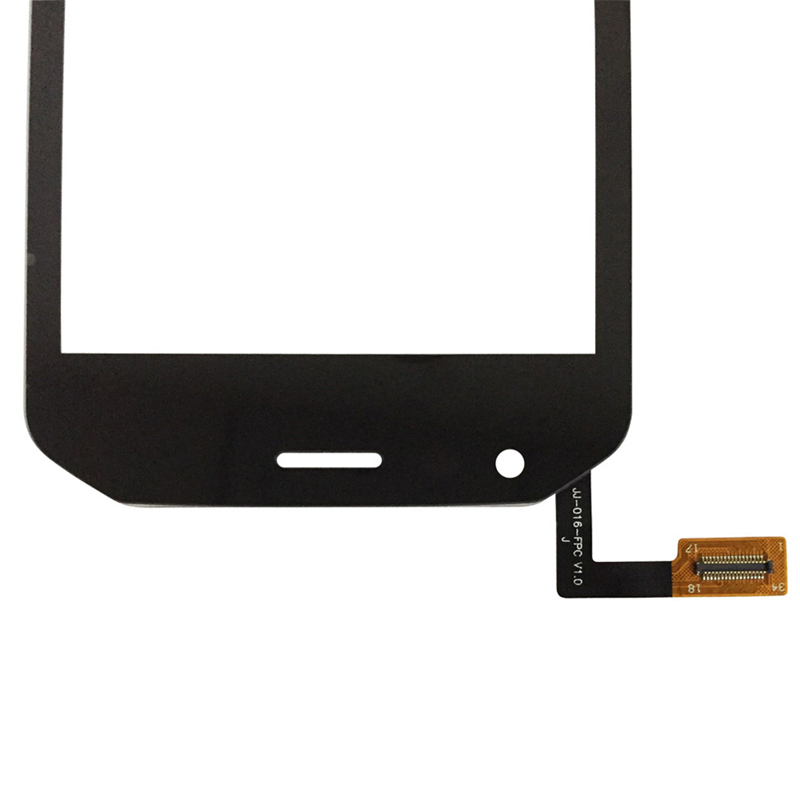 "Image 2 - For Caterpillar CAT S40 Flat Touch Screen Repair Parts 100% Test Black 4.7"" Touch Screen Tablet Brand New Free Shipping-in Mobile Phone Touch Panel from Cellphones & Telecommunications"