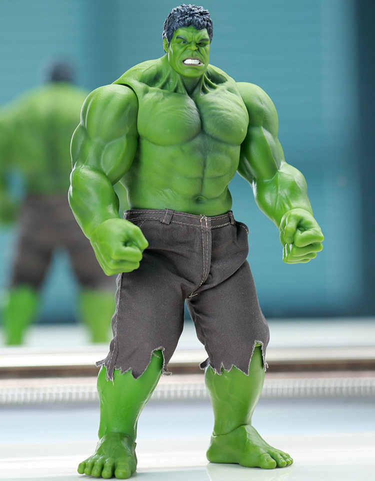 Bruce Banner Hulk Figure PVC 42 Action Figure Anime Toy Collection Model Gift