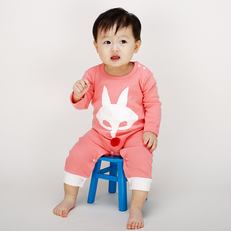 6-18M Baby Bodysuits Bobo choses 2016 Spring cotto...