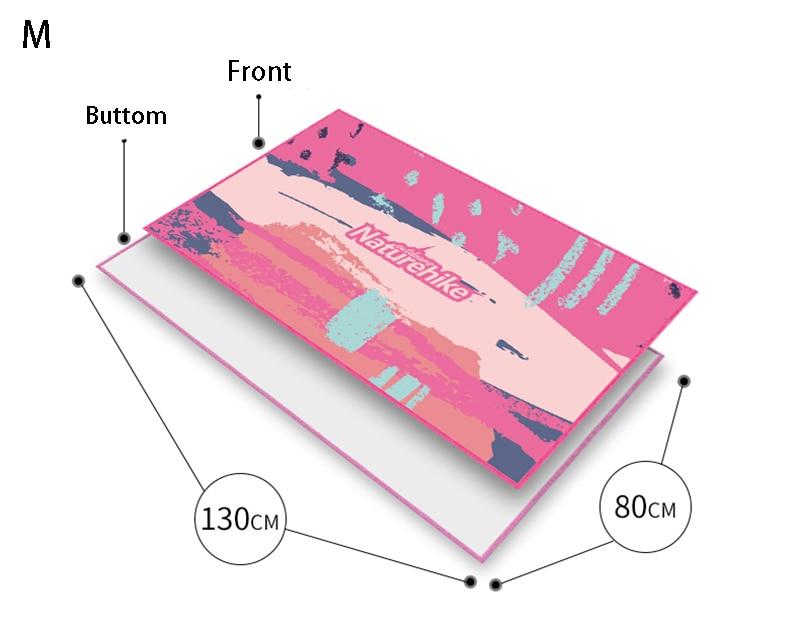 praia kits de viagem antimicrobial secagem rápida