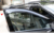 2012-2015 de Mercedes Benz ML W166 visera Vent Shade ventana protección contra la lluvia sol Deflector