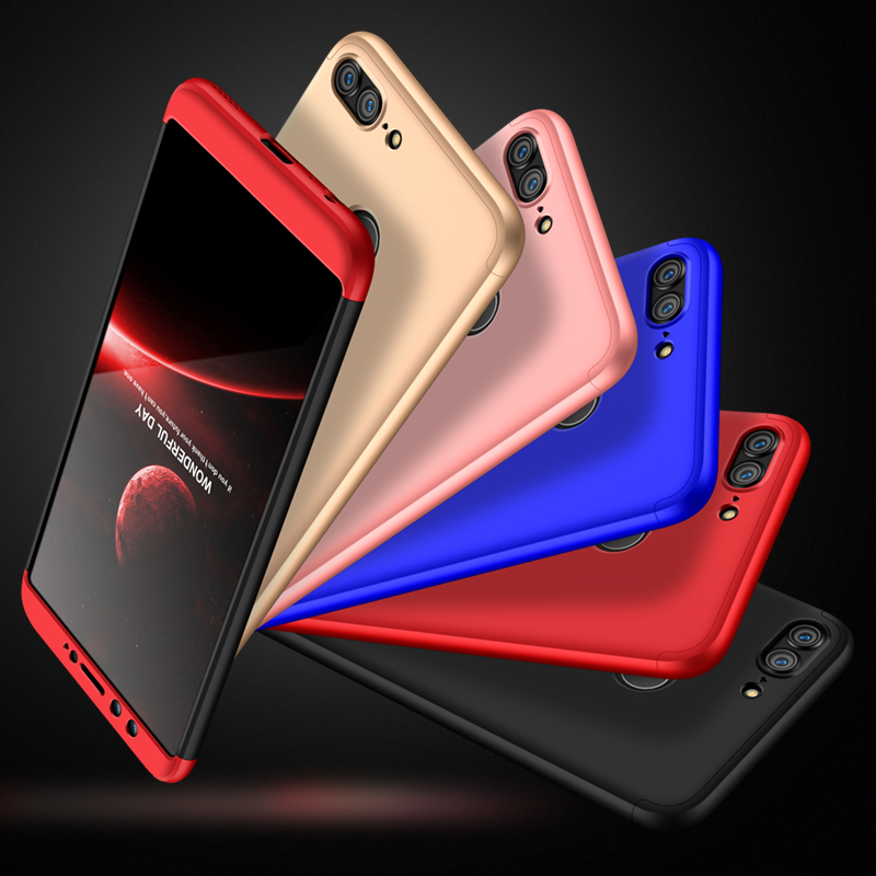 192a70ca6cc For Huawei honor 9 lite Case PC Matte Bumper Case for Huawei honor 9 lite  Cover Full Protection Cover for honor 9 lite Back Case-in Phone Bumper from  ...