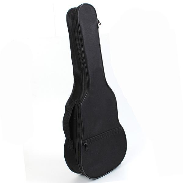 Wholesale 10pcs Ukulele Soft Shoulder Back Carry Bag With Straps Black For Gift