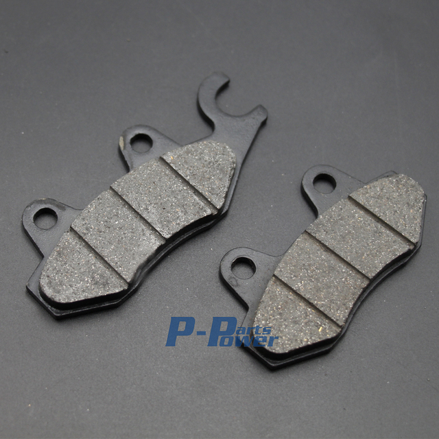 US $6 38 13% OFF|NEW Brake Pads set for Yerf Dog Spiderbox 150cc GX150 go  kart-in Brake Disks from Automobiles & Motorcycles on Aliexpress com |