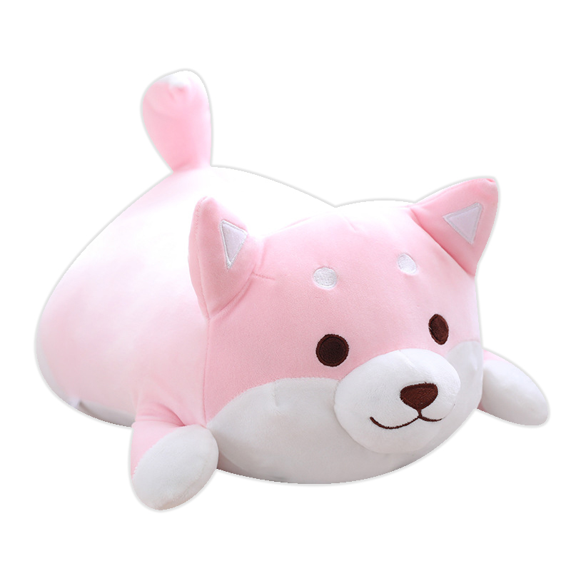 Cute Dog Plush Toy Kawaii Animal Pillow Doll Cartoon Pillow