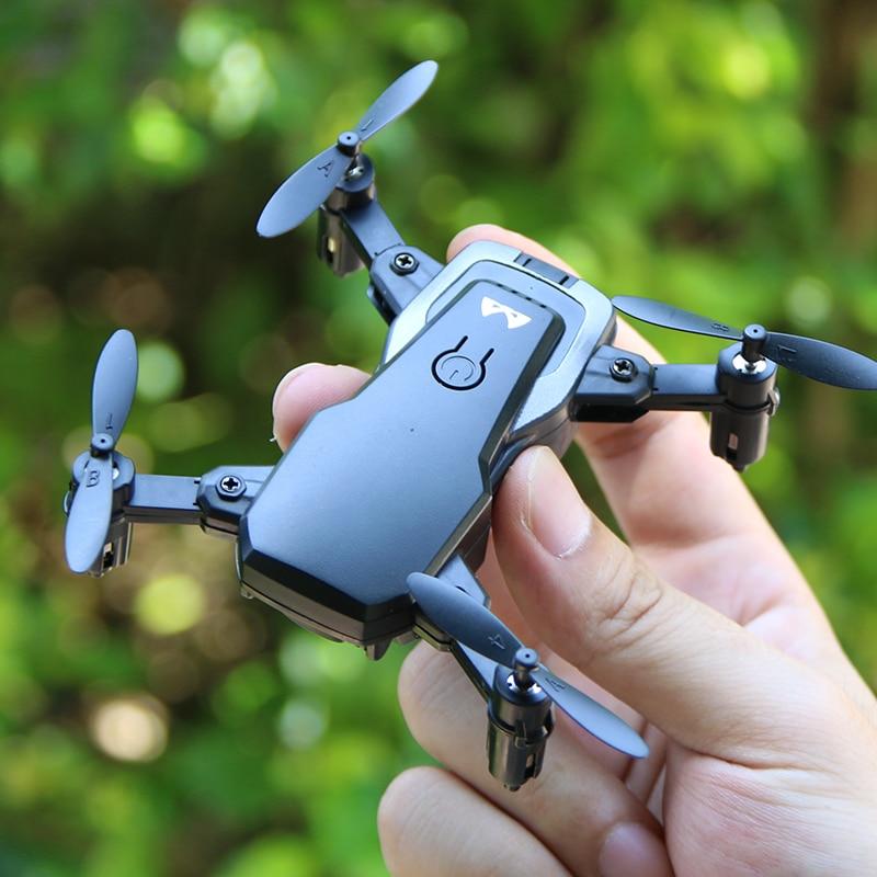 Mini Drone Avec Caméra HD 720 P 2MP 3.7 V 450 MAH quadrirotor wifi fpv 360 flip hélicoptère rc dron jouets pour enfants