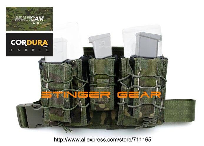 Pochette et panneau pour Magazine TMC à suspendre haut pochette tactique combinée Mulitcam tropique + livraison gratuite (SKU12050629)