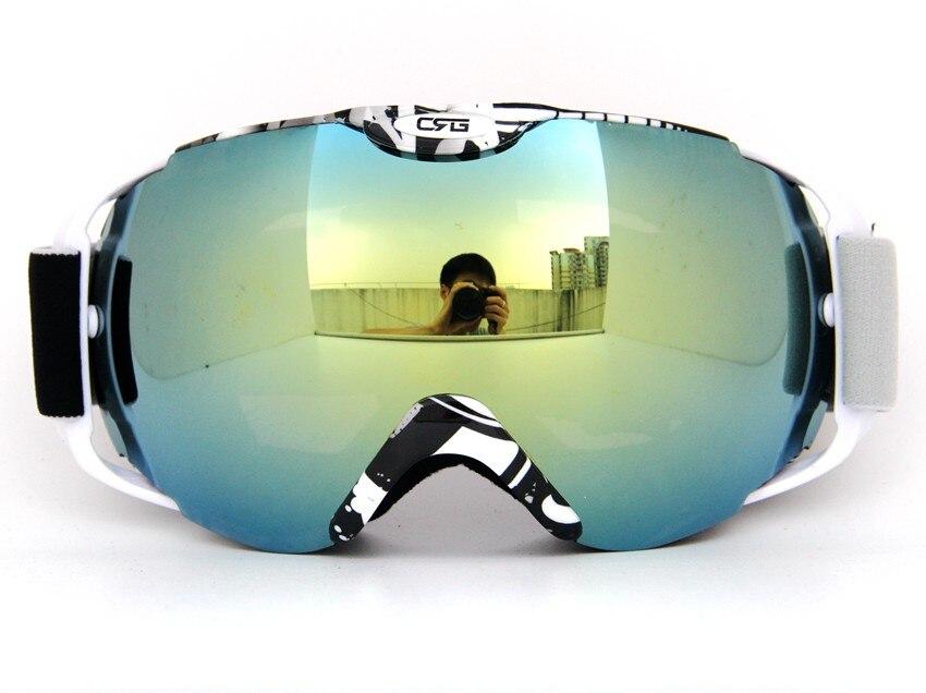 Envío libre Profesional de Adultos MOTOCROSS Nieve Snowboard Gafas De Esquí gafa
