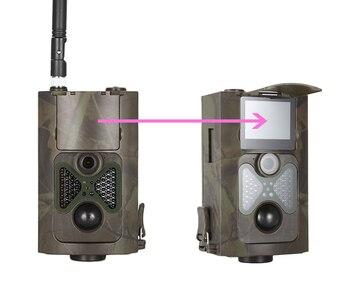 Suntekcam HC-550G 3G SMS MMS Hunting Camera 16MP Game Camera IP65 Waterproof Wildlife Trail Camera 0.3s Trigger Photo Trap 1
