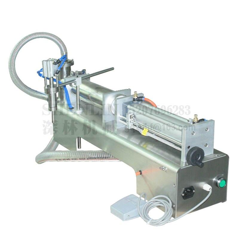 Töltőgép folyadék töltőanyag pneumatikus 0.6MPa 100/300 / 500ml - Szerszámkészletek - Fénykép 5