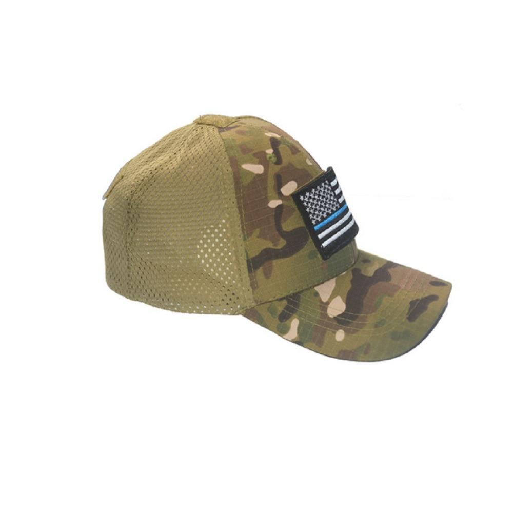 3pcs / lot oboževalcev vojske maskirna kapa očesna dihalna klobuk - Prazniki in zabave - Fotografija 5