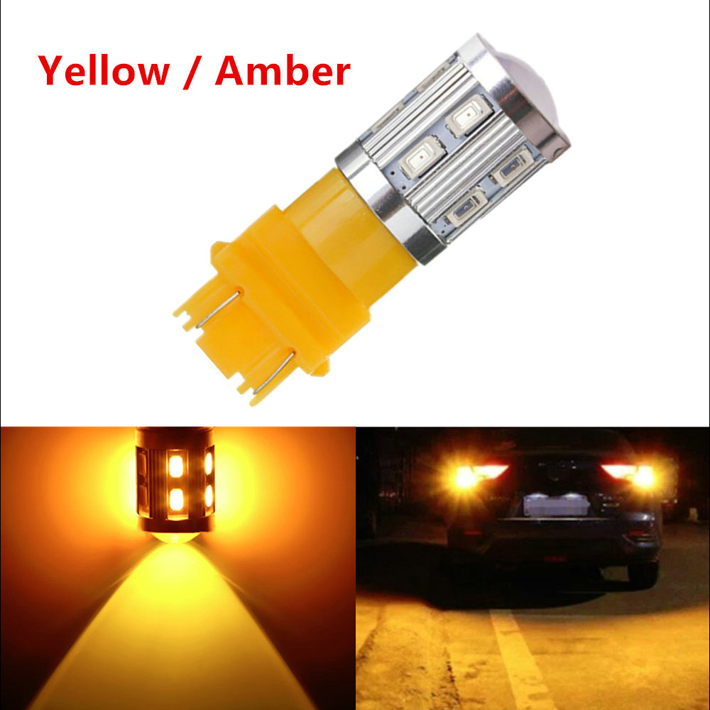 Led автомобилна крушка 7443 7440 3157 3156 1156 1157 - Автомобилни светлини - Снимка 6