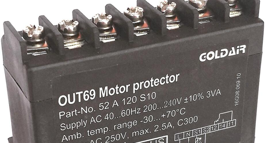 OUT69 ( INT69) Compressor Temperature Protection Module 52A120S10 Motor Thermal ProtectorOUT69 ( INT69) Compressor Temperature Protection Module 52A120S10 Motor Thermal Protector