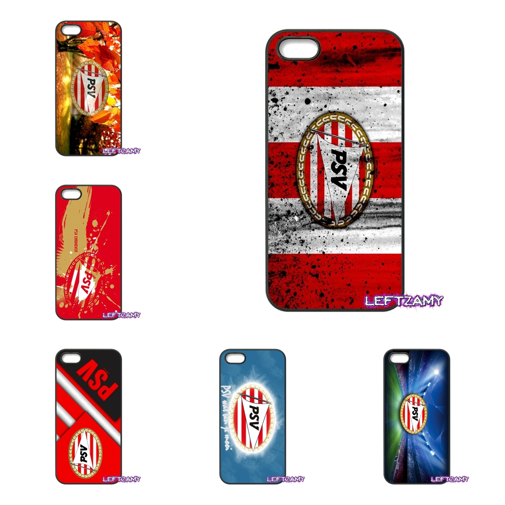 PSV Eindhoven Soccer Logo Hard Phone Case Cover For Samsung Galaxy Note 2 3 4 5 8 S2 S3 S4 S5 MINI S6 S7 edge Active S8 Plus