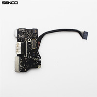 New Power DC Jack Board Flex Cable For MacBook Air 13 A1466 2013 2014 2015