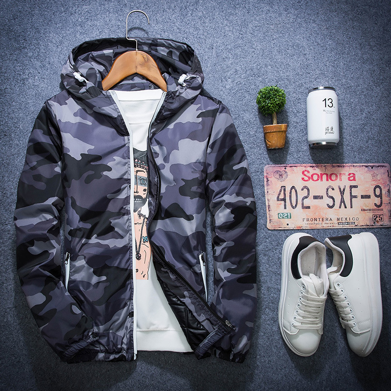 Fashion Camouflage Parkas Men Military Waterproof Winter Coat Men Thickening Cotton padded Winter Jacket Men Hooded
