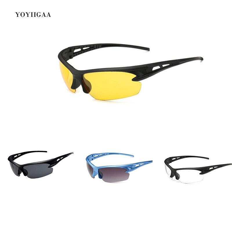 UV 400 Cycling Glasses Unisex Outdoor Sport Mountain Bike Bicycle Glasses Cycling Eyewear Fishing Glasses Useful Bike Glasses