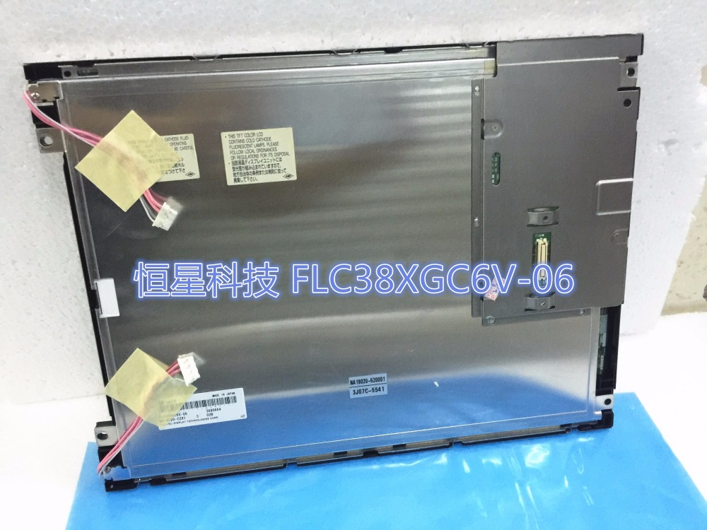 NA19020-C281 FLC38XGCFV-06 LCD display screensNA19020-C281 FLC38XGCFV-06 LCD display screens