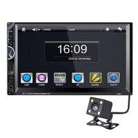 8001 2Din 7 Inch Car MP5 Video Player In Dash 2 Din Auto Audio Stereo Radio