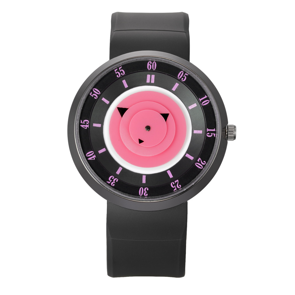 Fashion Harajuku Candy Fruit Color Watch Women Men's Luxury Stainless Steel Analog Quartz Sport Wrist Watch Dropship Y7926