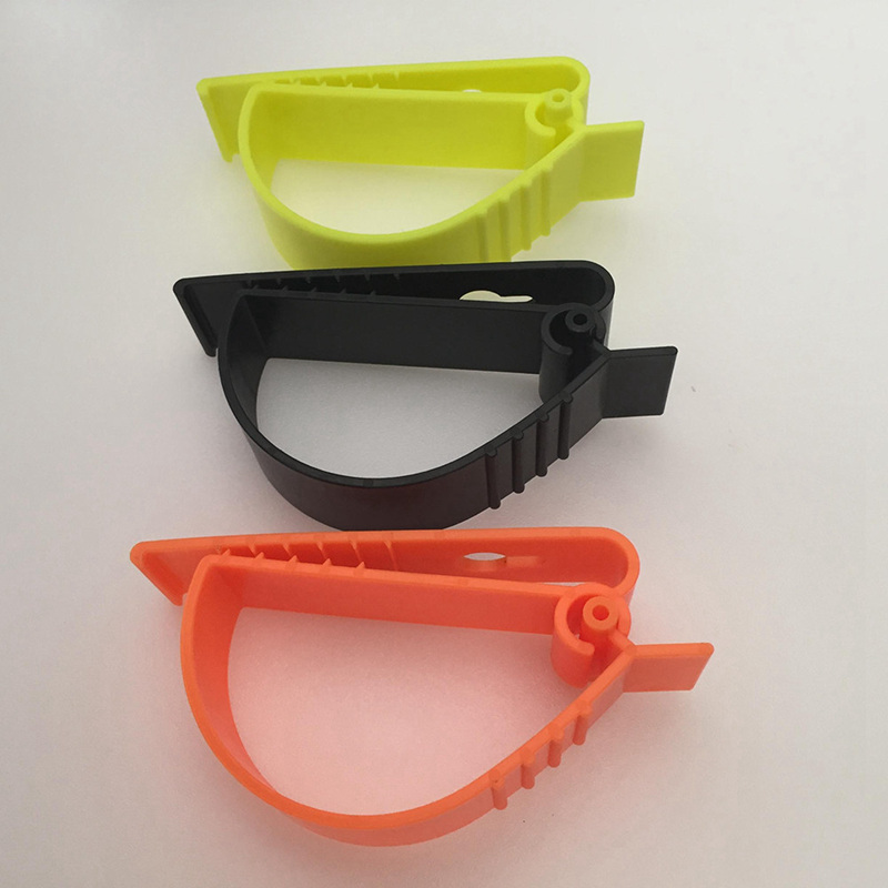 Plastic Glove Clip Multifunctional Clamp Safety Helmet Clamp Earmuffs Clamp  Guard Labor supplies Helmet Clips