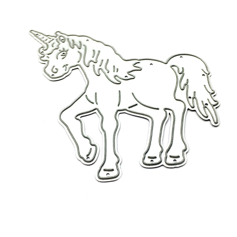 Horse DIY Embossing Steel Cutting Dies Stencils Scrapbook Album Paper Card Craft M15