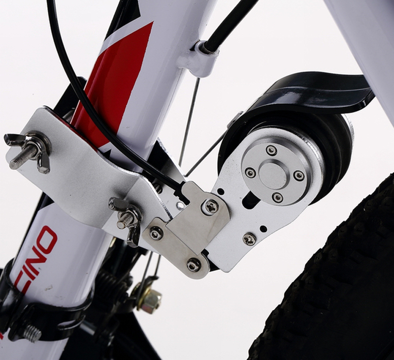 Ommo Brand Innovative Dynamo Self Powered Led Bicycle Front Light