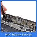 Para ipad air 5th gen a1474 a1475 placa lógica motherboard sin problema de luz de fondo de reparación de servicio