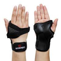 1* Pair Skiing Armfuls Wrist Support Hand Protection Ski Wrist Support Skiing Palm Protection Roller Snowboarding Skating Guard