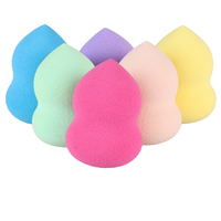 Professional pro fundation makeup sponge cosmetic flawless blending sponges blender foundation puff powder smooth beauty egg.jpg 200x200