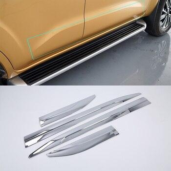 ABS zewnętrzne akcesoria samochodowe boczne drzwi odlewnictwo pokrywa tapicerka dla Nissan 2018 TERRA