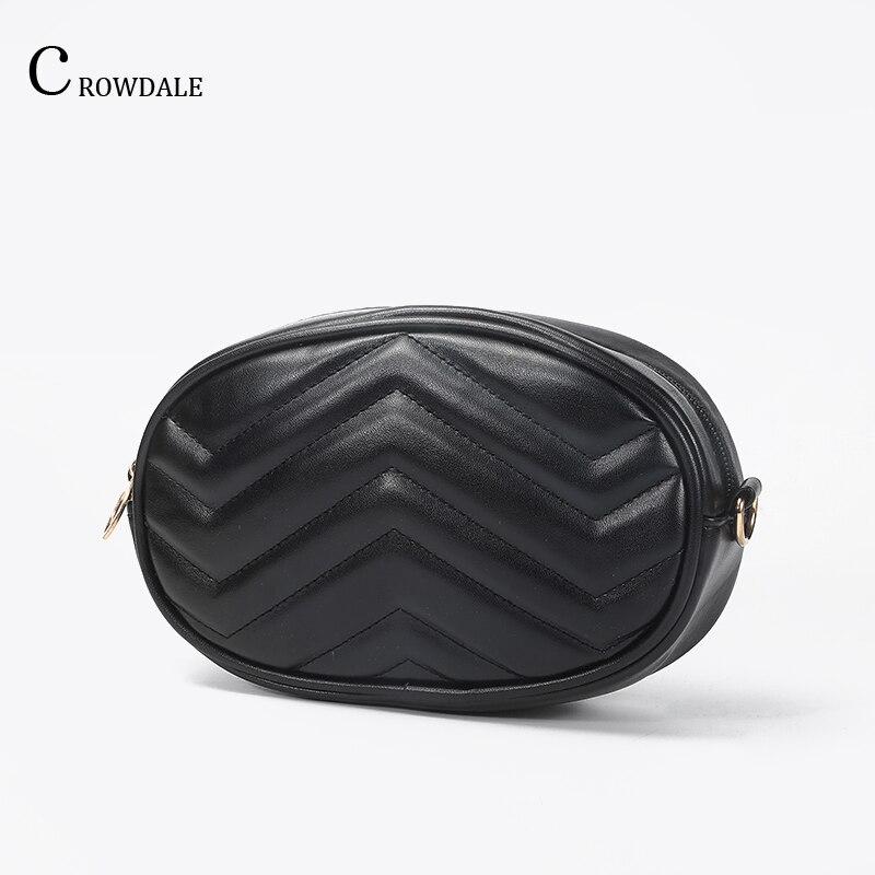 Luxury Handbags For Women 2019 New Bag Designer Waist Bag Lady's Belt Bags Women's Famous Brand Chest Handbag Shoulder Bag Purse