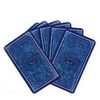 Silver Side Tarot Board Game 78 1 PCS Set Cards Game Full English Edition Tarot