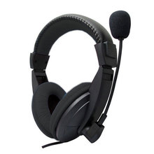Headphone Mikrofon Gaming Mm