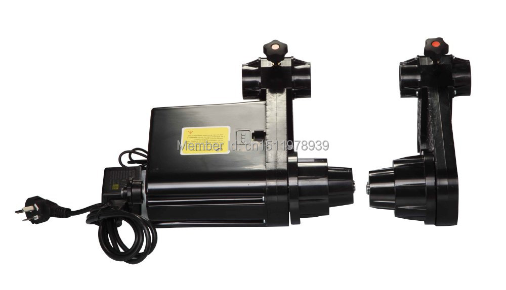 Automatisches Aufrollsystem (Papiersammler) für den Roland - Büroelektronik - Foto 2