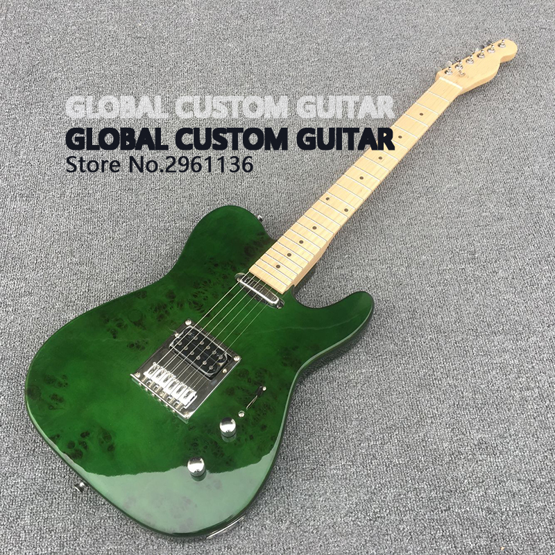 High quality tl guitar Custom Electric Guitar 6 Strings Guitars,Real photos,free shipping high quality tl guitar map panel transparent brown custom electric guitar 6 strings guitars real photos free shipping