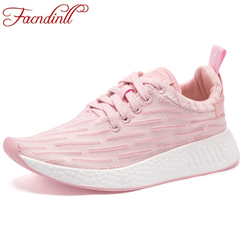 women shoes fashion brand design cozy air mesh ladies flats casual spring summer sneakers slip on leisure platform shoes women cresfimix women cute spring summer slip on flat shoes with pearl female casual street flats lady fashion pointed toe shoes