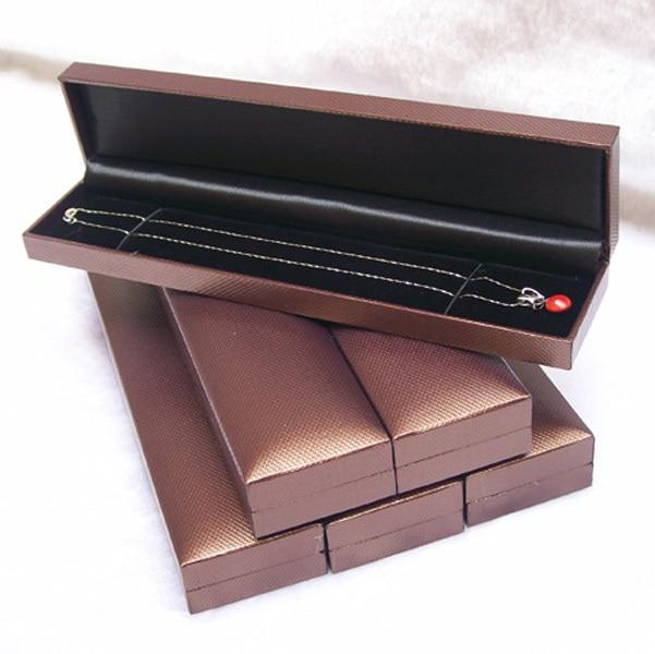 6PCS Wholesale Jewelry Box Necklace Packaging Box Bracelet Organizer