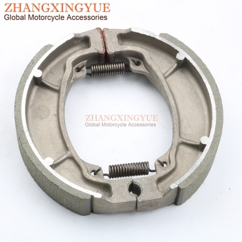Brake Shoes for HONDA CA125 CMX NX XL XR 250 500 600 650 06430-GBJ-740 image