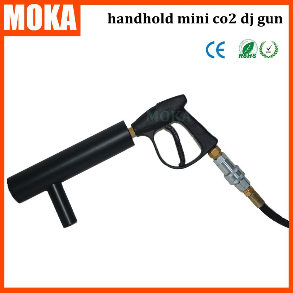 Подробнее о Special Effects Gun Mini Handhold Co2 Gun Gas with3 Meter CO2 Hose Co2 Gas Guns Stage Effect CO2 Jet Machine handheld led co2 gun cryo led co2 jet machine pistol special effects co2 cannon guns free co2 gas hose