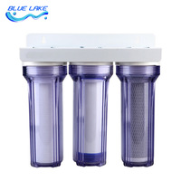 Factory Direct Sales 10 Inch 3 Level Direct Drinking Water Purifier Household Kitchen Pre Filter Water