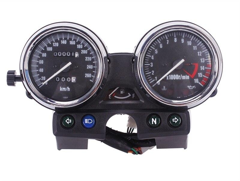 Motorcycle Speedometer Tachometer speed instrument assembly for Kawasaki Zephyr 400 X ZRX400 ZRX750 ZRX1100