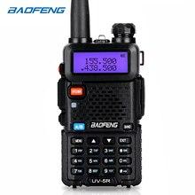 Рации Баофэн УФ-5R двухстороннее радио CB обновление версии Баофэн uv5r 5 Вт 128CH УКВ 136-174 МГц &амп; 400-520мгц