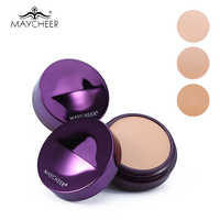 MAYCHEER Face Make Up Concealer Foundation Cream Full Cover Moisturizing Oil-control Waterproof Contour Makeup Facial Primer